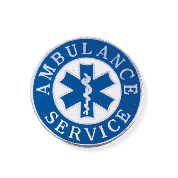 Spilla Pin Soccorritore Ambulance Service